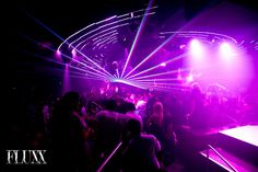 FLUXX: When FLUXX nightclub broke out onto the scene in 2010 it introduced San Diego to an elevated nightlife experience. State of the art sound and lighting, Vegas-style dance floor-centric design, and A-List talent both live on stage and hanging in the VIP section. FLUXX has consistently brought in the biggest names in the local nightlife scene, and it's our go-to club for celebrity sightings and unique in-club performances