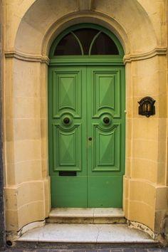 Beautiful Door Photos in Gozo, Malta   The Travel Tester