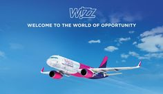 Choose over 420 routes across Europe and fly with Wizz Air - the largest low-cost airline in Central and Eastern Europe!