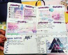 21 Beautiful Bullet Journal Spreads You Can Copy
