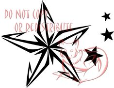Nautical Star Designs | Nautical Star Tattoo by ~HitoshiHalfbreed on deviantART