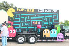 homecoming float - Google Search