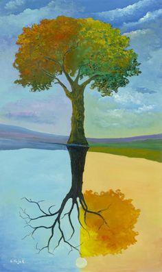 """Four Seasons"" (2015), David Najar"