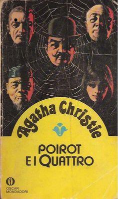 Poirot e i quattro - Agatha Christie