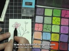 Meg's Posh Pastels Tutorial 2: Colorbox