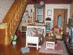 Liberty Biberty: Dollhouse Lounge