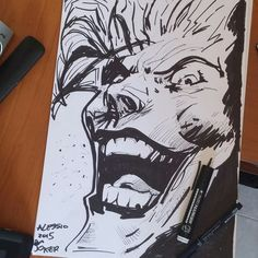 #Joker #wallpaper #poster #drawing #sketchbook