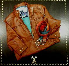 Foto 1 in de reeks #outfits4men. Lederen jas (Stones), pull/hemd/riemen (State of Art). #menswear #fashion #mannenmode #mode