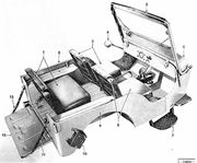 Willys Jeep Body Parts, and Jeep Body Parts, Jeep Cj