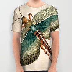 Big Grasshopper Shirt