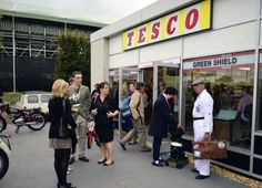 Tesco PR stunt sees creation of 1960s store