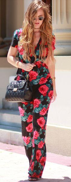 db77d715537 80 Best floral jumpsuit images
