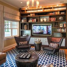 Eclectic Home Teenager Game Room Design, Pictures, Remodel, Decor and Ideas - page 5