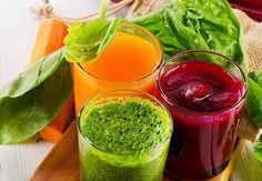 Sucos antioxidantes para emagrecer - Receita do Dia