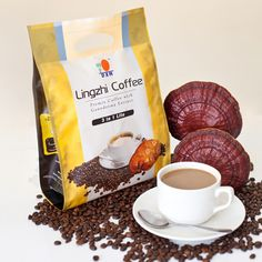 Lingzhi Coffee 3in1 LITE http://ganodermacoffeeusa.dxnnet.com/products