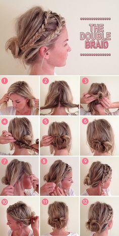 Incredible 1000 Images About Hair On Pinterest Strawberry Blonde Braids Short Hairstyles Gunalazisus