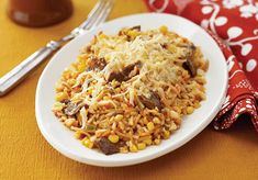 Delight your family when you serve Rice-A-Roni & Pasta Roni products as a side dish or prepared in one of our main and side dish recipes. Rice Salad Recipes, Pasta Recipes, Dinner Recipes, Pasta Dinners, Easy Weeknight Dinners, Food Dishes, Main Dishes, Side Dishes, Rice A Roni
