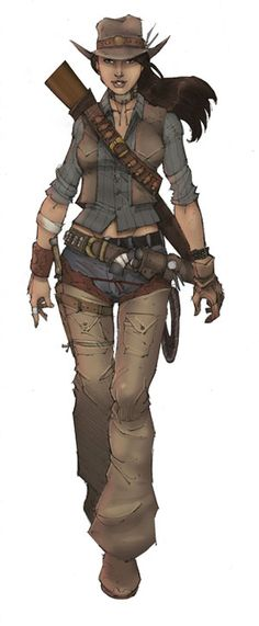 Bounty Hunter Coloured by Psycho-Fish on DeviantArt