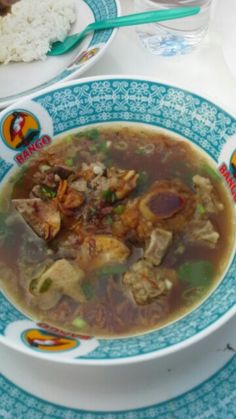 Soup janda