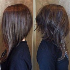 I want this long Aline! Maybe in 10 years when my hair grows back.