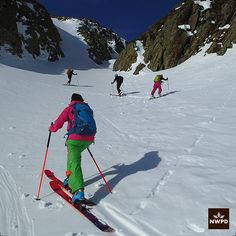 www.nwpd.ad [No Working on Powder Days] is a passionate community of Skiers, Snowboarders, Backcountry Skiers,Splitboarders, Telemarkers and all snow sports in general, but especially related to freeriding. #nwpd #freeride #skimo #backcountryskiing #randonnee #andorra #pyrennees Ski Touring, Skiers, Andorra, Snowboarding, Powder, Community, Deep, Mountains, Sports