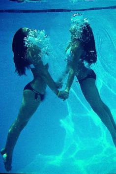 Underwater pictures!! Doing that this summer