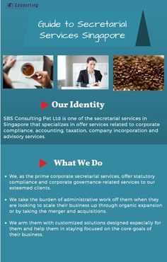 ACRA holds directors responsible for the filing of annual returns. Here is a clear #guide to #secretarial #services in #Singapore to assist startup & small businesses in mastering the compliance.