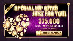 Vip promo - Slots Craze