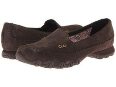 SKECHERS Relaxed Fit - Bikers - Pedestrian Chocolate - Zappos.com Free Shipping BOTH Ways