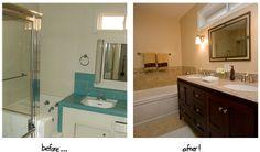 108 best remodeled bathrooms images bathroom ideas bathroom rh pinterest com Small Bathroom Remodeling Ideas Small Bathroom Remodeling Ideas