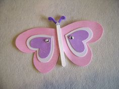 simple easy paper butterfly
