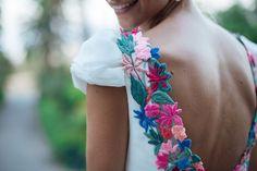 Vestidos de estilo mexicano para bodas | LaPlanner