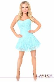 2e1eed044dd Shapleyfit Lavish Mint Green Lace available at http   www.shapelyfit.com