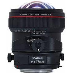Canon TS-E 17mm F4 L Lens - 3553B002    @LondonDrugs  #Help4theHolidays