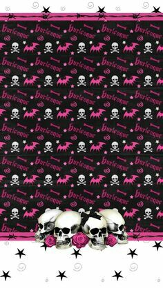 Dazzle my Droid: Freebie♡♡♡ Fierce wallpaper collection Pink Skull Wallpaper, Sassy Wallpaper, Goth Wallpaper, Cute Wallpaper Backgrounds, Cute Wallpapers, Glitter Wallpaper, Beautiful Wallpaper, Burlesque, Iphone Wallpaer