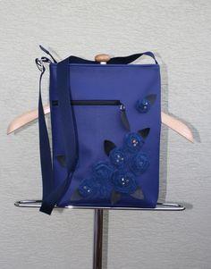 taška City modrá