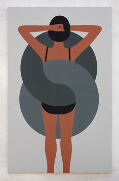 Find the latest shows, biography, and artworks for sale by Geoff McFetridge. Geoff McFetridge's stylized paintings of figures and hands in patterned formatio… Art And Illustration, Illustrations And Posters, Character Illustration, Geoff Mcfetridge, Design Poster, Design Language, Gravure, Art Paintings, Vector Art