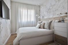 Dröm Living: Especialistas en reformas integrales e Interiorismo en Barcelona Ideas Hogar, Bedroom, Furniture, Home Decor, Live, Good Ideas, Decorating Ideas, Cement Walls, Bedrooms