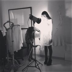 another #TBT to our last fall collection photoshoot!   #behindthescenes #fashion #montreal