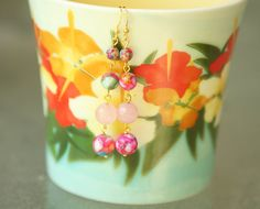 Hawaiian Tropical Mother Of Pearl Natural by Prettybox4her on Etsy, $16.00