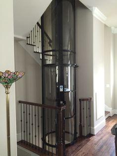 lắp thang máy đẹp tại Hà Nam