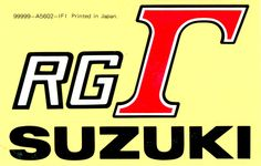 Suzuki RG Gamma
