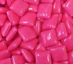 Pink Gum - Dubble Bubble Original Gum Tabs - Bulk Candy Store