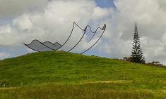 NZ Art on a Grand Scale - Gibbs Farm, Kaipara Harbour. Famous Sculptures, Nz Art, Stone Carving, Three Dimensional, Creative Art, Architecture Design, About Me Blog, Around The Worlds, Abstract