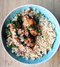 It's starting to get colder here in New Zealand, so the slow cooker is starting to show up on the counter a LOT more these days! This is a perfect recipe to put together in the morning and head out for your day. Once you are home, all you need to make is some rice (I used brown rice) and dinner will