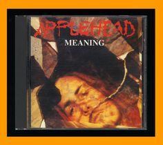 Applehead - Meaning (CD 1992 Ocean Records) Christian Metal Rock OOP CCM #RockMetal