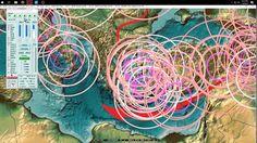 11/08/2017 -- EAST COAST USA Earthquake + West coast in motion -- Major ...