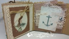 Created by Tiets: Scrap en Bep 7 Juni Juni, Mini Albums Scrap, Workshop, Gift Wrapping, Create, Gifts, Decor, Paper Wrapping, Presents