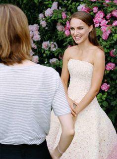 Natalie Portman – Dior advert promo shots, 2013
