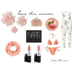 """Summer wants"" by josefinechristensen on Polyvore"